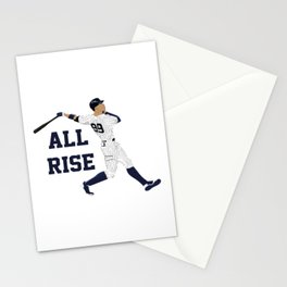 All Rise Stationery Cards