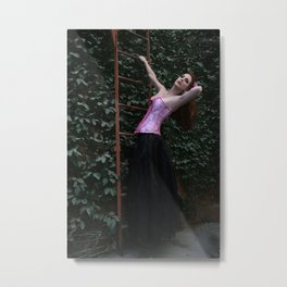 The Princess Metal Print