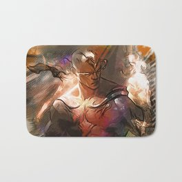 League of Legends GOD FIST LEE SIN Bath Mat