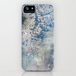 Wax Flowers 2 iPhone Case