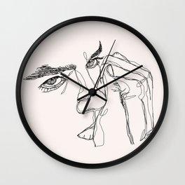 Roma Romance Wall Clock