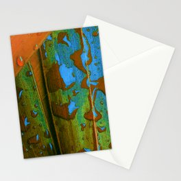 Tropical Raindrops Stationery Cards