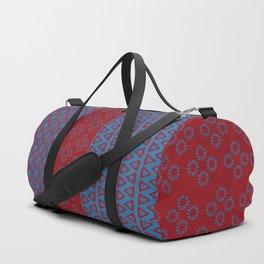 Japanese Style Bohemian Pattern Duffle Bag