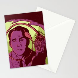 John Wyndam - The Day of the Triffids Stationery Cards