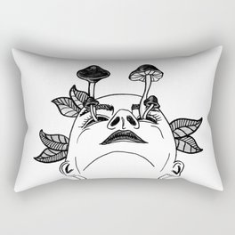 Growth Rectangular Pillow