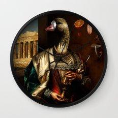 Némesis Wall Clock