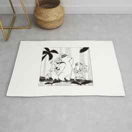 Adventures in the Jungle Rug