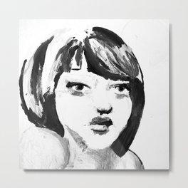 Portrait 115 Metal Print