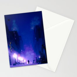is this how it ends Stationery Cards