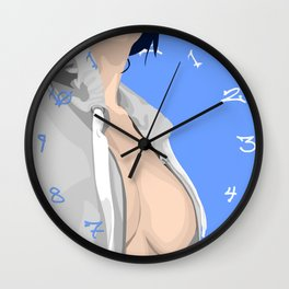 Hoody Wall Clock