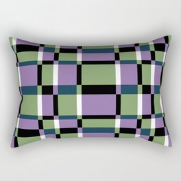collected Rectangular Pillow