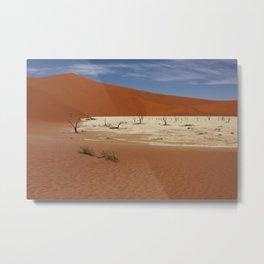 NAMIBIA ... Deadvlei IV Metal Print