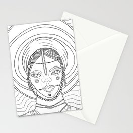 Woodabe Stationery Cards
