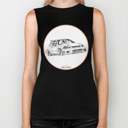 Crazy Car Art 0217 Biker Tank