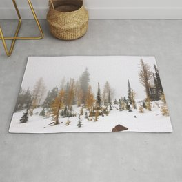 Larch Trees Rug