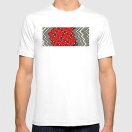 in the pocket T-shirt