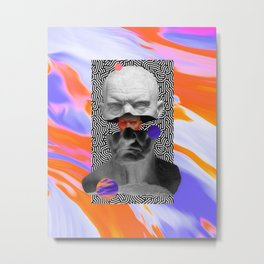 Adeto Metal Print