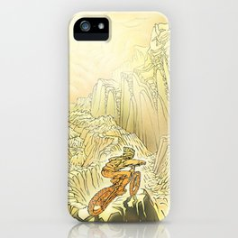 Kootenay Power iPhone Case