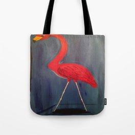 Floridian Flamingo  Tote Bag