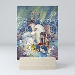 A Tale of the North Mini Art Print