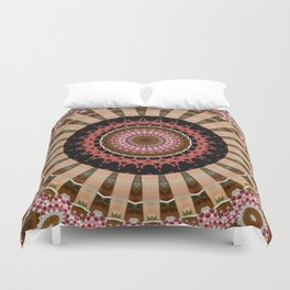 Some Other Mandala 206 Duvet Cover