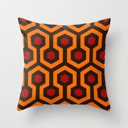 Carpet Pattern by Hicks Artwork for Wall Art, Prints, Posters, Tshirts, Men, Women, Kids Throw Pillow