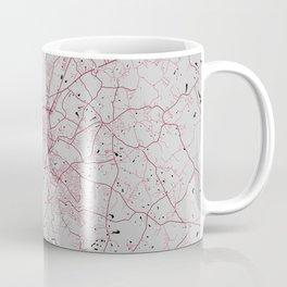 FanMap | NCAA UGA #07 Coffee Mug