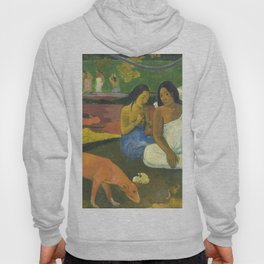 Arearea by Paul Gauguin Hoody