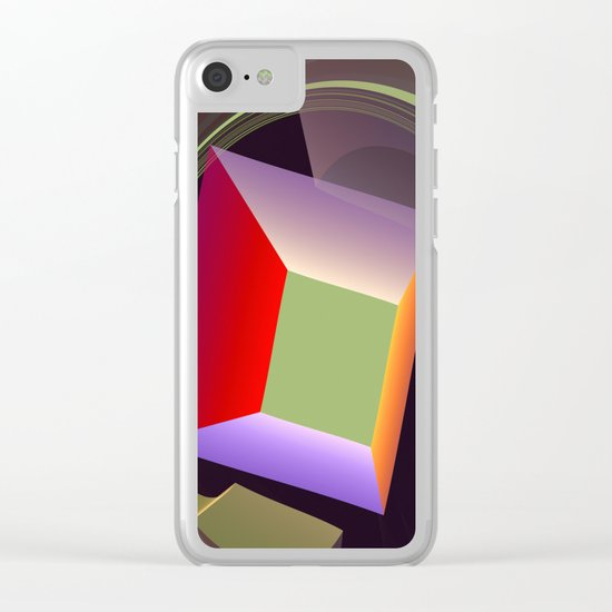 The Escape Clear iPhone Case