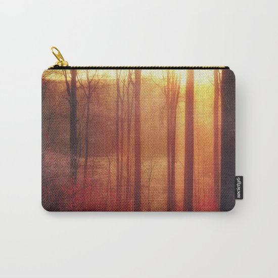 scarlet haze Carry-All Pouch