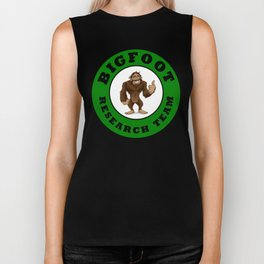 Bigfoot Research Team Biker Tank
