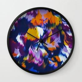 Melts Wall Clock