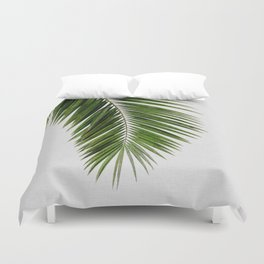 Palm Leaf I Duvet Cover