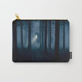Creepy house Carry-All Pouch