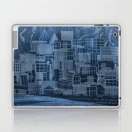 Submerged City Laptop & iPad Skin
