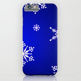 Classic Christmas iPhone Case