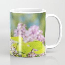 Flying swallowtail Coffee Mug