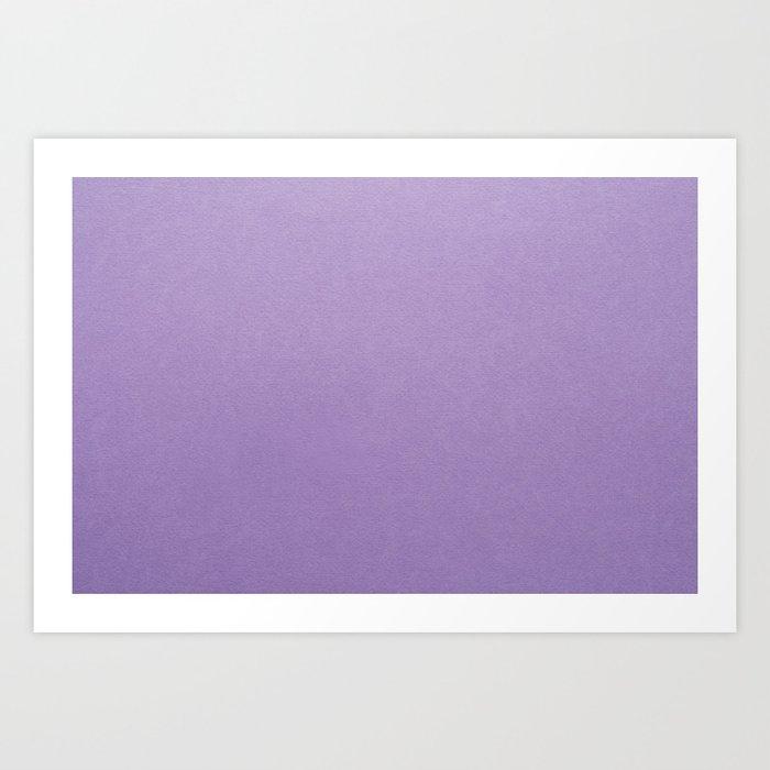 Light Purple Kunstdrucke