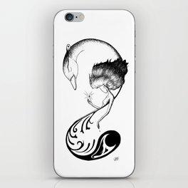 Phone Design 01 iPhone Skin
