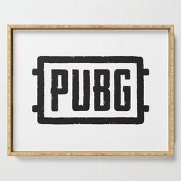 PUBG Serving Tray