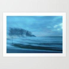 Winter Memories I Art Print