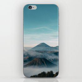 Misty Bromo iPhone Skin
