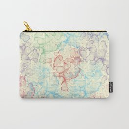 Abstract VI Carry-All Pouch