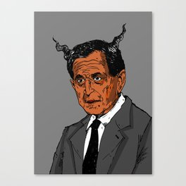 Evil Empire (2015) Canvas Print