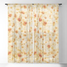 Easy-Cheezey 2 Sheer Curtain