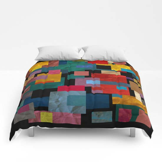 Abstract #302 Comforters