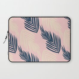 Pink Palms Laptop Sleeve