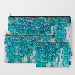Average Absence #society6 #buyart #decor Carry-All Pouch