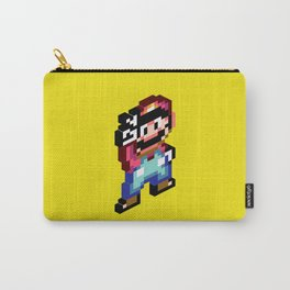 Voxel Mario Carry-All Pouch