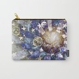 Space Odyssey - Celestial Bodies I Carry-All Pouch